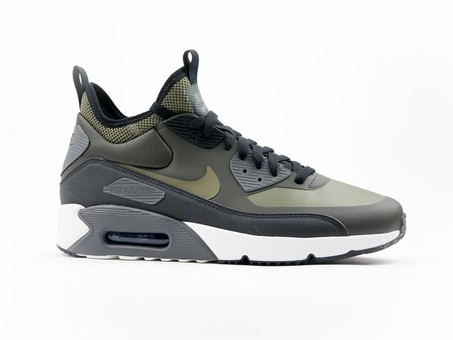 Nike Air Max 90 Ultra MID Winter Green-924458-300-img-1