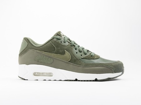 Nike Air Max 90 Ultra 2.0 Leather Green-924447-300-img-1