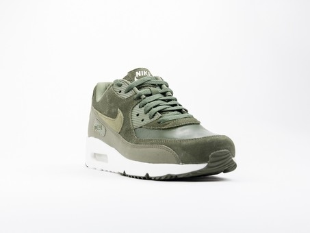 Nike Air Max 90 Ultra 2.0 Leather Green-924447-300-img-2
