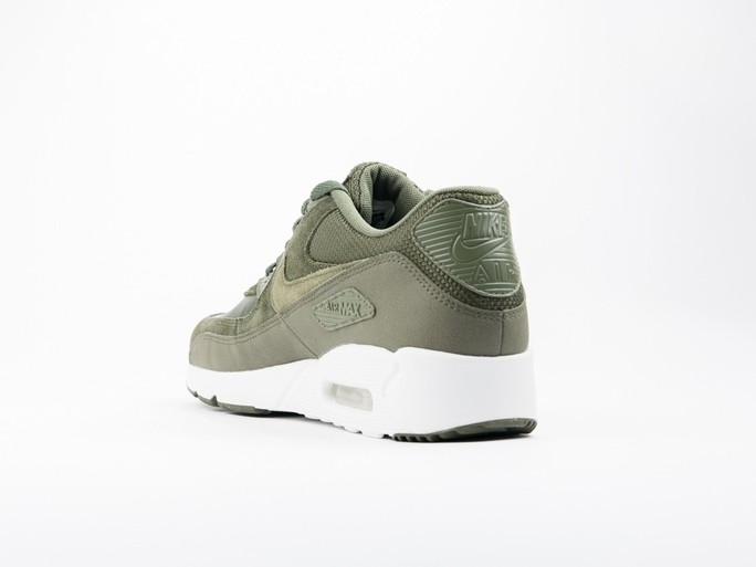 Nike Air Max 90 Ultra 2.0 Leather Green-924447-300-img-4