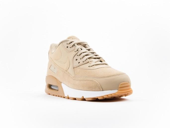 Nike Air Max 90 SE Mushroom Gum Wmns-881105-200-img-2
