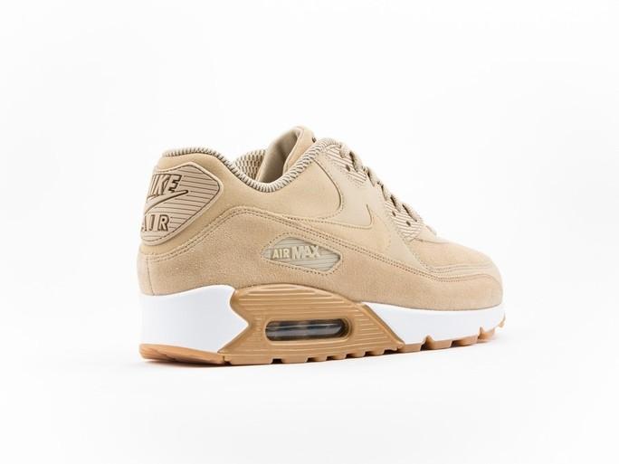 Nike Air Max 90 SE Mushroom Gum Wmns-881105-200-img-4