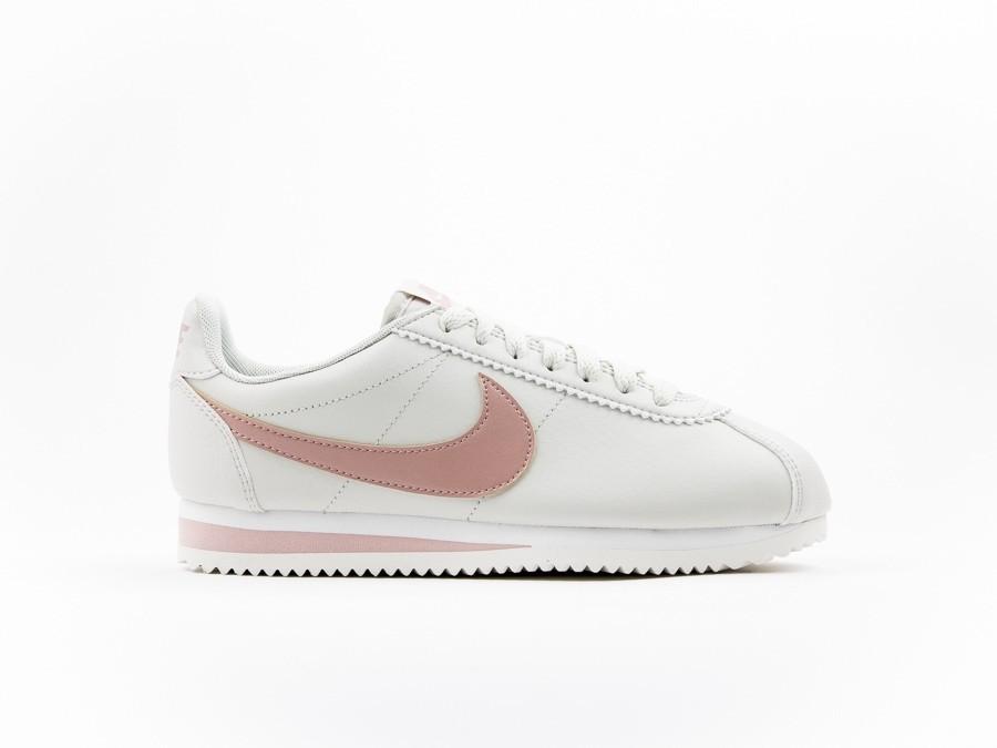 Nike Classic Cortez Leather Light Bone Wmns-807471-013-img-1