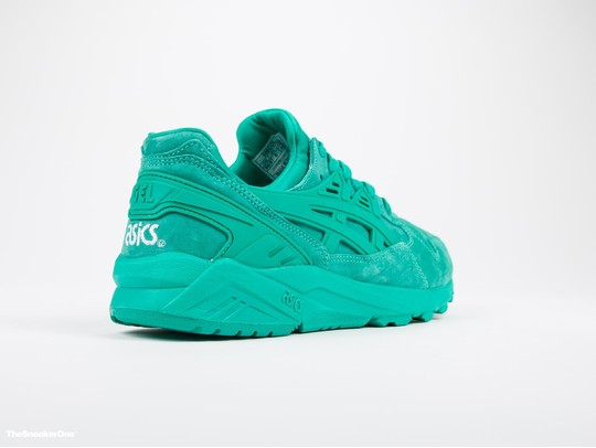 finest selection 3fcab c71fe Asics Gel Kayano Trainer Spectra Green
