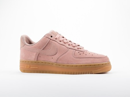 Nike Air Force 1 07 Pink Wmns-AA0287-600-img-1