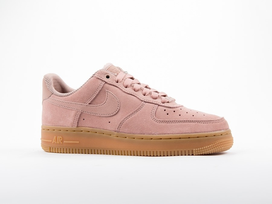 Nike Air Force 1 07 Pink Wmns