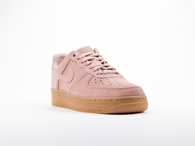 Nike Air Force 1 07 Pink Wmns-AA0287-600-img-2