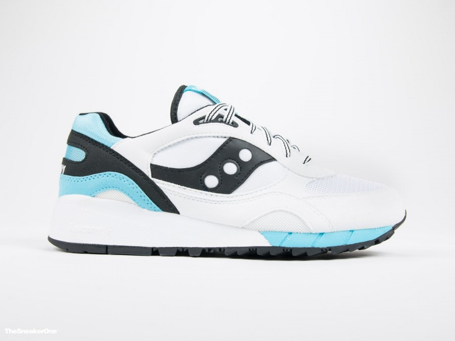 """Saucony Shadow 6000 """"Charlotte Hornets"""""""