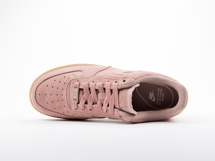 Nike Air Force 1 07 Pink Wmns-AA0287-600-img-4
