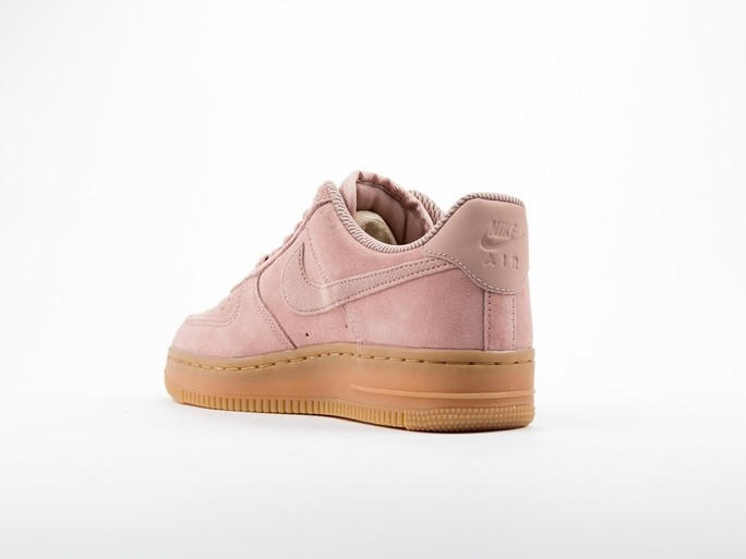 Nike Air Force 1 07 Pink Wmns-AA0287-600-img-5
