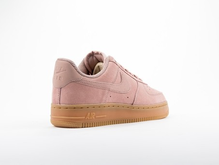 Nike Air Force 1 07 Pink Wmns-AA0287-600-img-6