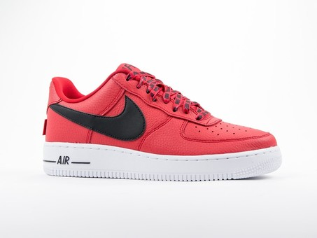 Nike Air Force 1 07 Lv8 University Red-823511-604-img-1
