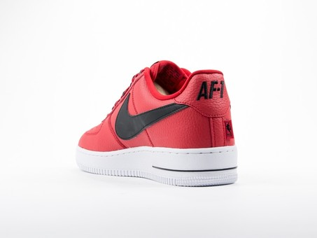 Nike Air Force 1 07 Lv8 University Red-823511-604-img-3