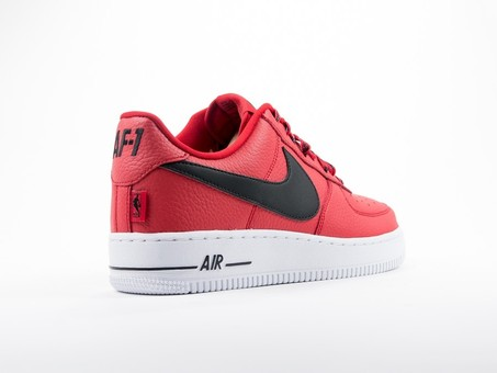 Nike Air Force 1 07 Lv8 University Red-823511-604-img-4