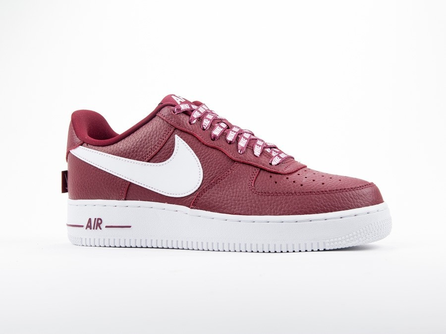 Nike Air Force 1 07 Lv8 Team Red-823511-605-img-1