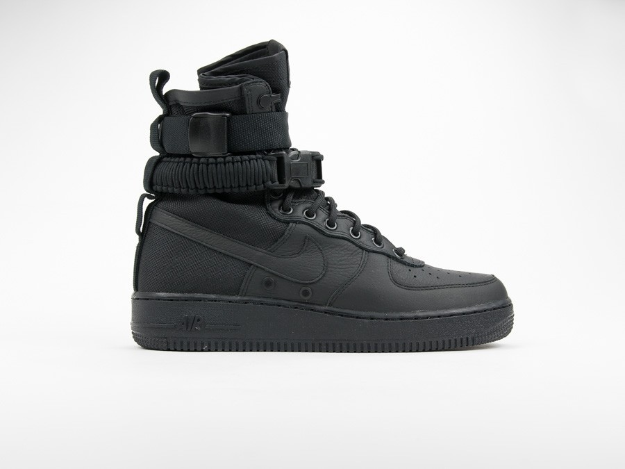 air max force 1 negras
