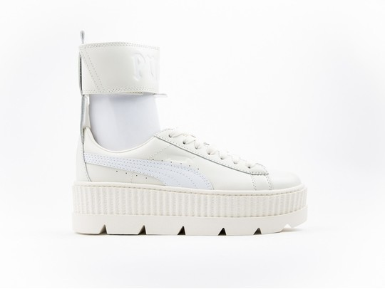 Puma x Fenty Ankle Strap Creeper White-366264-02-img-1