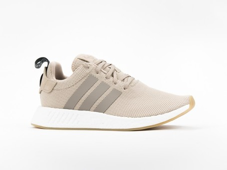 adidas NMD R2 Beige Whie - BY9916