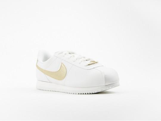 Nike Cortez Basic SL White GS Wmns-904764-105-img-2