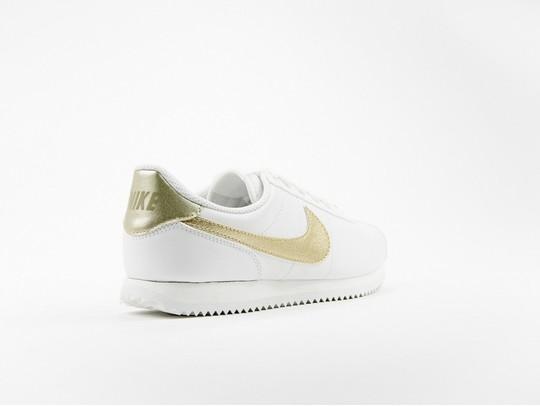 Nike Cortez Basic SL White GS Wmns-904764-105-img-3