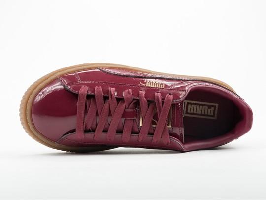 Puma Basket Platform Patent Red Wmns-363314-04-img-5