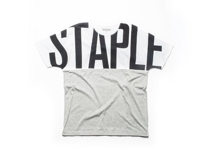 Camiseta Staple Oversive Logo Tee-1709C3913-WH-img-1