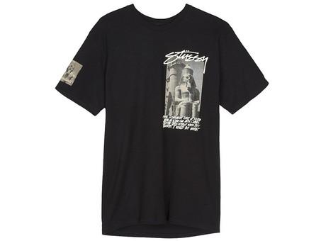 Camiseta Stussy Emperor Tee Black-1904107-BL-img-1