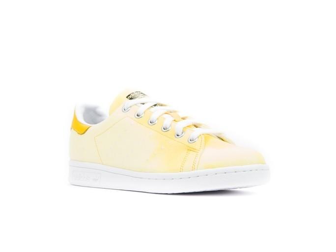 adidas Pharrell Williams Hu Holi Stan Smith Yellow-AC7042-img-2