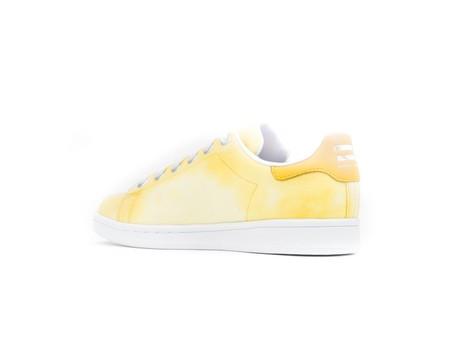 adidas Pharrell Williams Hu Holi Stan Smith Yellow-AC7042-img-4