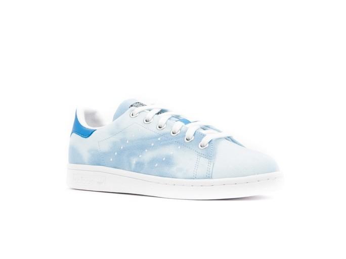 adidas Pharrell Williams Hu Holi Stan Smith Blue-AC7045-img-2