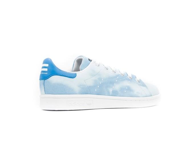 adidas Pharrell Williams Hu Holi Stan Smith Blue-AC7045-img-3