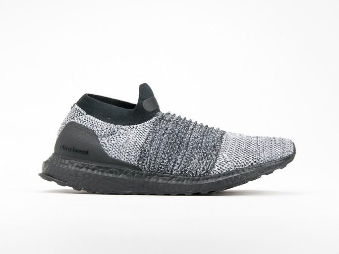 adidas Ultraboost Laceless Black Boost-BB6137-img-1