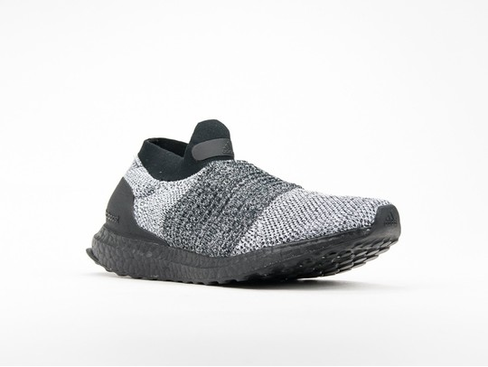 adidas Ultraboost Laceless Black Boost-BB6137-img-2