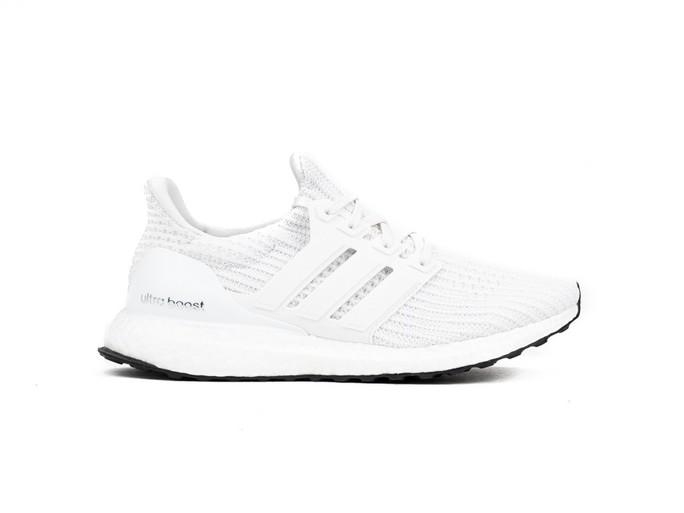 adidas Ultraboost 4.0 Pure White-BB6168-img-1
