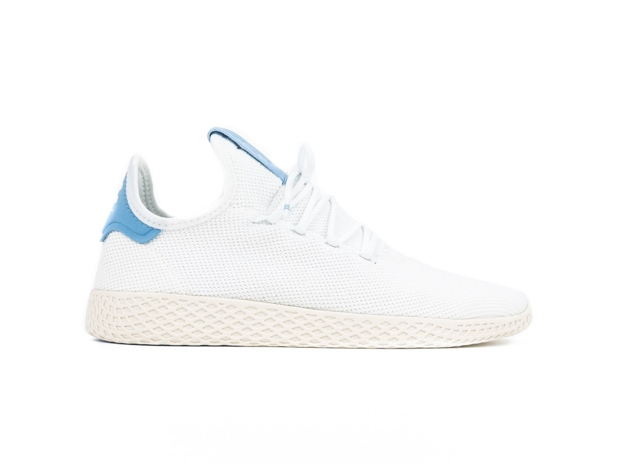 adidas Pharrell Williams Tennis Hu Ftwbla-Ftwbla-Blatiz