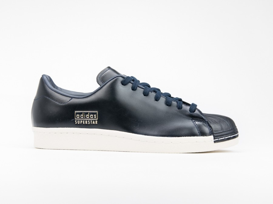 adidas Superstar 80S Clean Leather Black-CQ2171-img-1