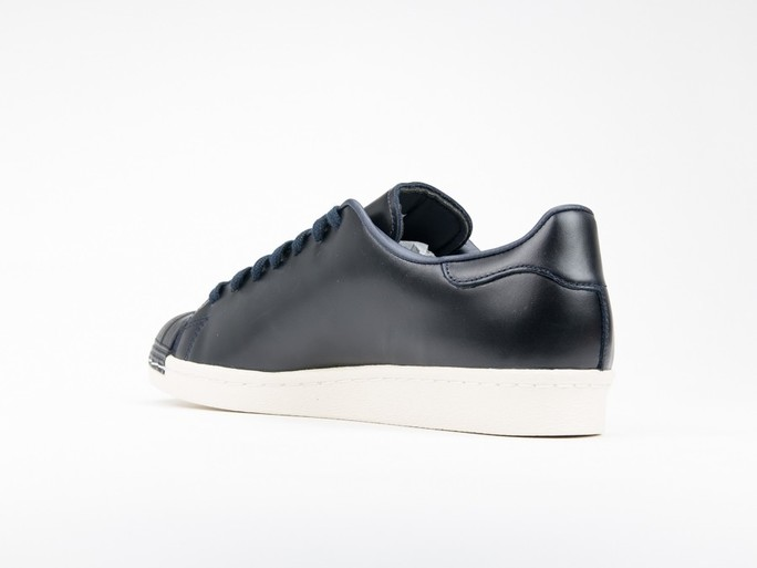 adidas Superstar 80S Clean Leather Black-CQ2171-img-4