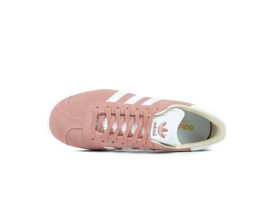 adidas Gazelle W Percen/Ftwbla/Lino-CQ2186-img-5