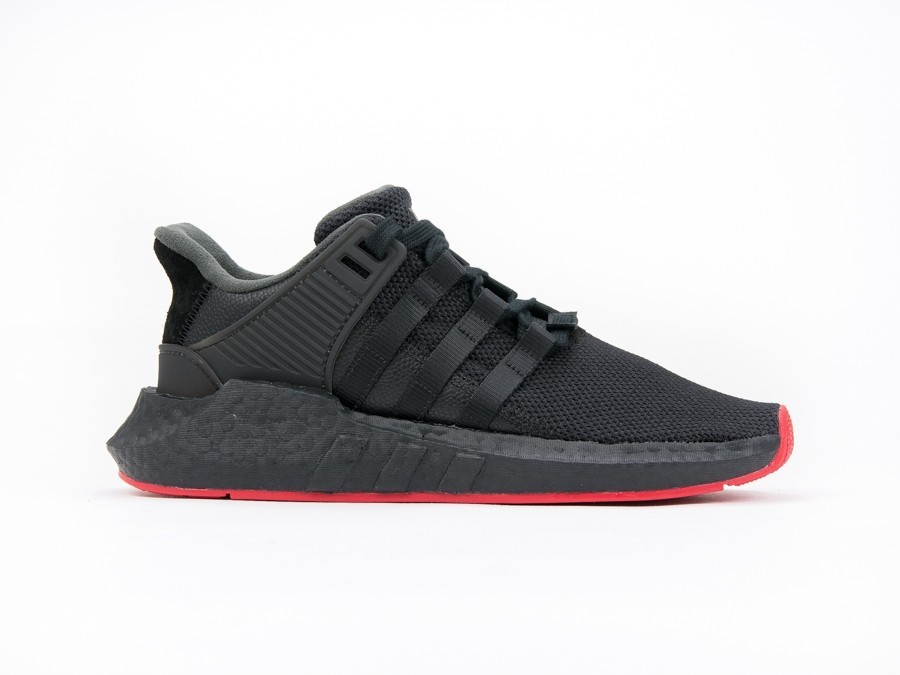 huge selection of 8db91 79625 adidas EQT Support 9317 Black Red-CQ2394-img-1 ...