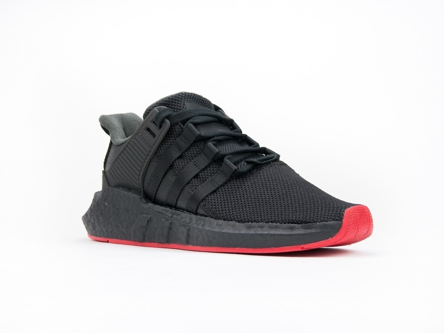 official photos 1ca26 11dbd ... adidas EQT Support 9317 Black Red-CQ2394-img-2 ...
