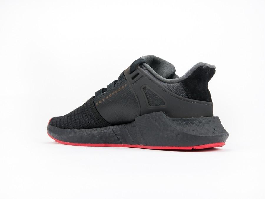 uk availability da7fc 32d82 ... adidas EQT Support 9317 Black Red-CQ2394-img-4 ...