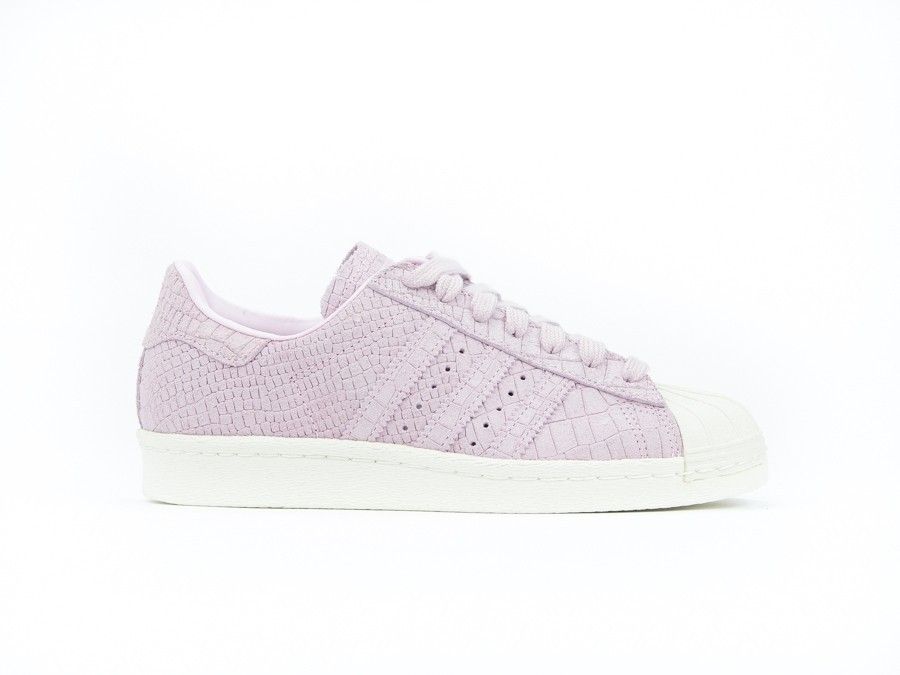 adidas Superstar 80S Lino Wonder Pink Wmns