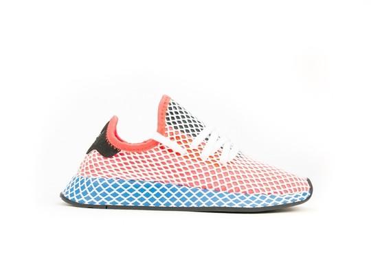 17212e93d7993 adidas Deerupt Runner Rojsol Rojsol Azucie-CQ2624-img-1