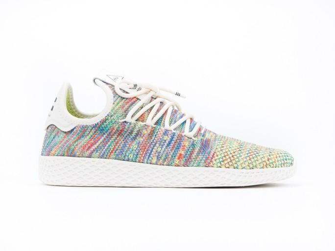 adidas Pharrell Williams Tennis Hu Multicolor-CQ2631-img-1