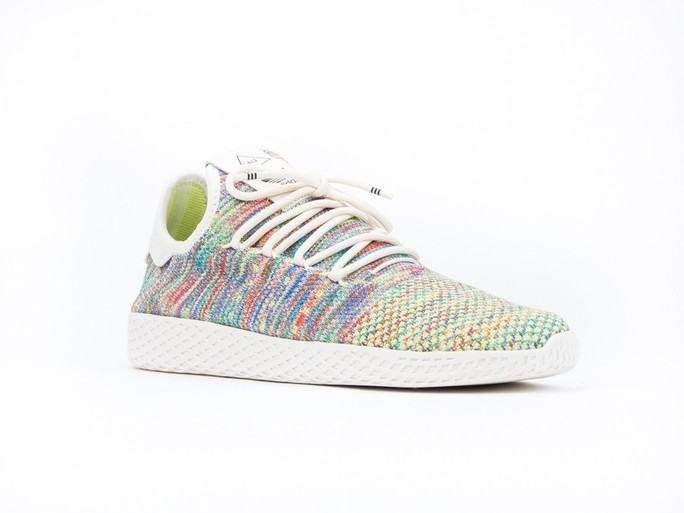 adidas Pharrell Williams Tennis Hu Multicolor-CQ2631-img-2