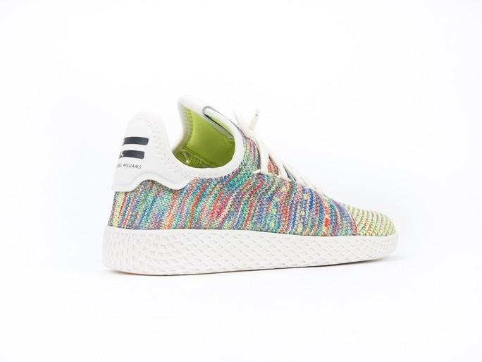 adidas Pharrell Williams Tennis Hu Multicolor-CQ2631-img-3