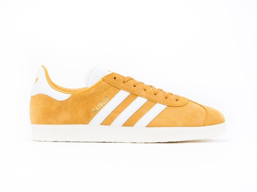 adidas Gazelle Yellow Collegiate Gold-CQ2801-img-1