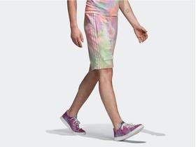 Short adidas HU Holi FZ Hood Multi-CW9417-img-1