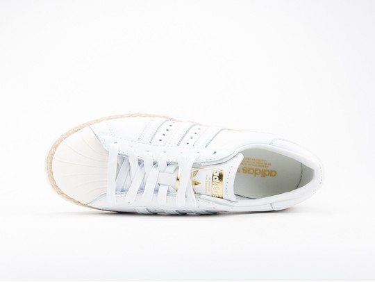 adidas Superstar 80S New B Ftwbla/Ftwbla/Casbla-DA9573-img-5