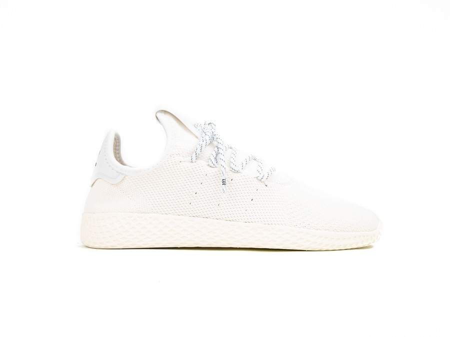 adidas Pharrell Williams Hu Holi Tennis White
